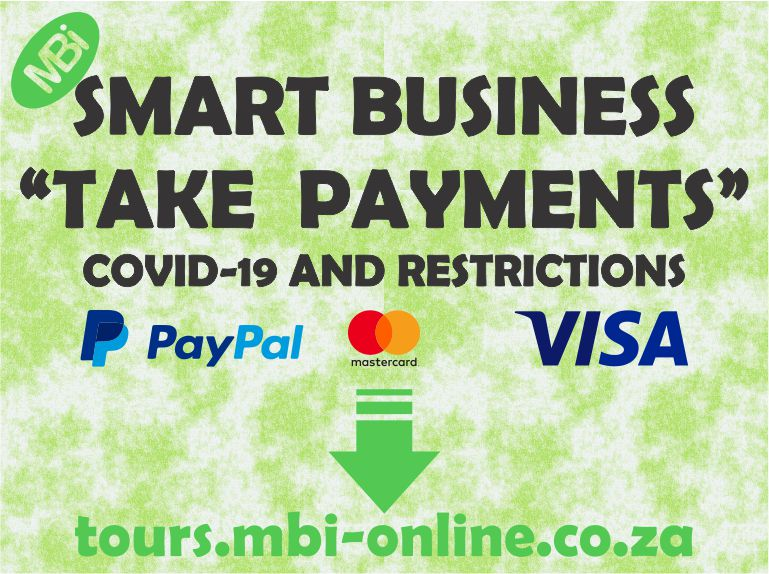 take credit and debit card payments on your website